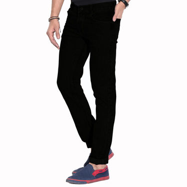 Pack of 2 Fizzaro Cotton Regular Fit Jeans_Fc111222