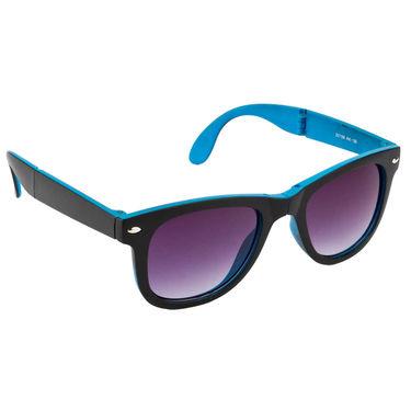 Mango People Plastic Unisex Sunglasses_Mp20156bl01 - Black