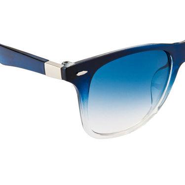 Mango People Plastic Unisex Sunglasses_Mp39003gr - Black