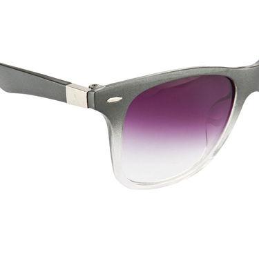 Mango People Plastic Unisex Sunglasses_Mp39003gry - Black