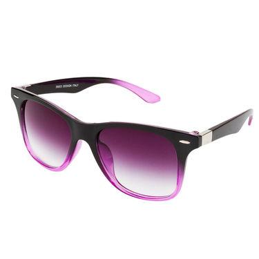 Mango People Plastic Unisex Sunglasses_Mp39003pr - Black