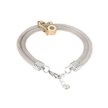 Swiss Design Stylish Bracelets_Sdjb03 - Silver