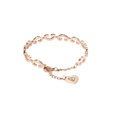 Swiss Design Stylish Bracelets_Sdjb12 - Rosegold