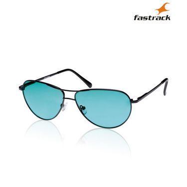 Fastrack 100% UV Protection Sunglasses For Men_M104bu1 - Blue