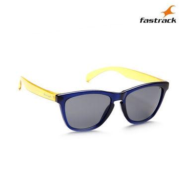 Fastrack 100% UV Protection Sunglasses For Men_Pc003bk6 - Blue