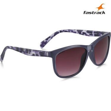 Fastrack 100% UV Protection Sunglasses For Women_P325pr1f - Purple