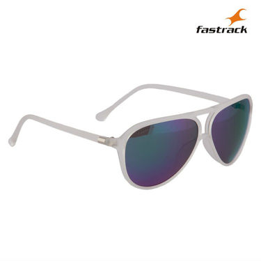 Fastrack 100% UV Protection Sunglasses For Men_P297gr2 - Multicolor
