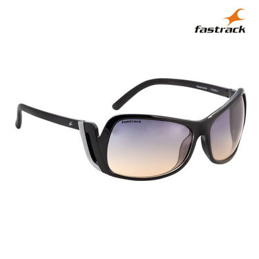 Fastrack 100% UV Protection Sunglasses For Men_P280bu1 - Blue