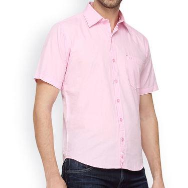 Crosscreek Cotton Casual Shirt_980324 - Pink