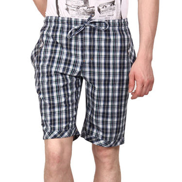Wajbee Cotton Cargo Short For Men_Wna103 - Multicolor