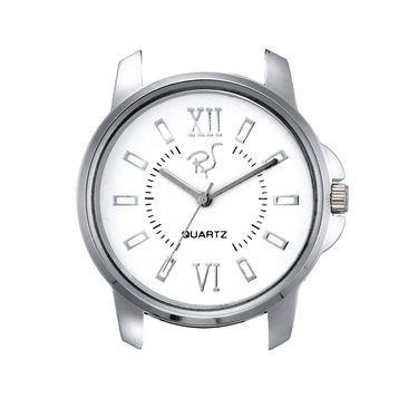 Rico Sordi Analog Round Dial Watch For Men_Rsmwl68 - White