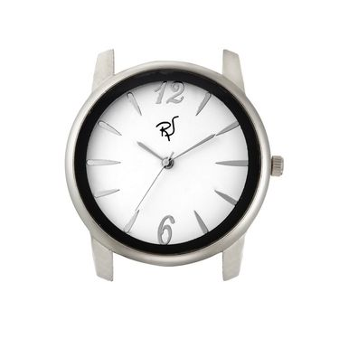 Rico Sordi Analog Round Dial Watch For Men_Rsmwl91 - White