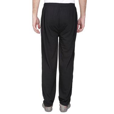 Pack of 2 Fizzaro Regular Fit Trackpants_Fl101105 - Grey & Black