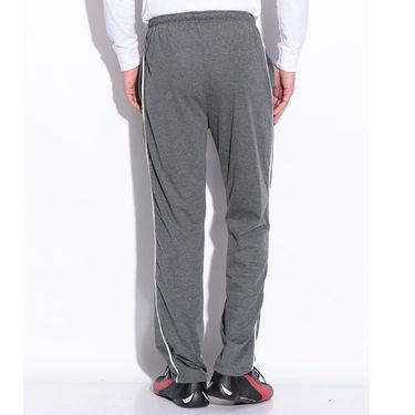 Pack of 2 Fizzaro Regular Fit Trackpants_Fl102105 - Grey & Black