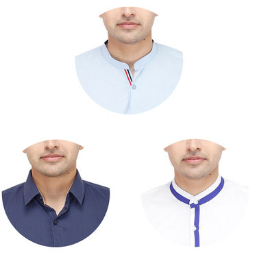 Pack of 3 Casual Shirts For Men_18020021