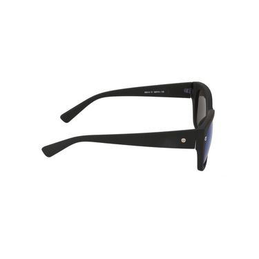 Swiss Design Full Rim Plastic Sunglasses For Unisex_S89215bk - Purple