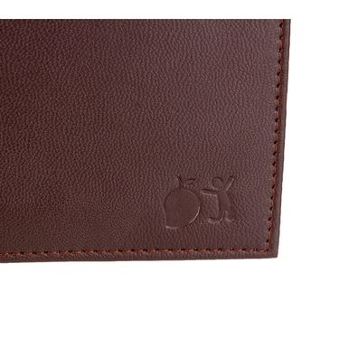 Mango People Stylish Wallet For Men_Mp104br - Brown