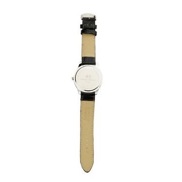 Mango People Round Dial Watch For Men_MP006 - Silver