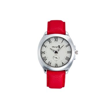 Mango People Round Dial Watch For Women_MP046RD01 - White