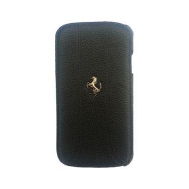 Ferrari Pouch for Samsung Galaxy S4(Black)