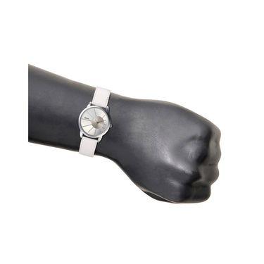 Oleva Analog Wrist Watch For Women_Olw13w - White