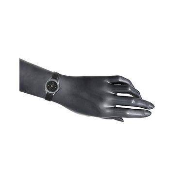 Oleva Analog Wrist Watch For Women_Olw15b - Black