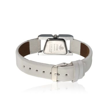 Oleva Analog Wrist Watch For Women_Olw18w - White