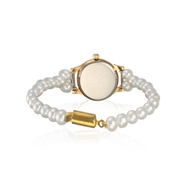 Oleva Analog Wrist Watch For Women_Opw1 - White