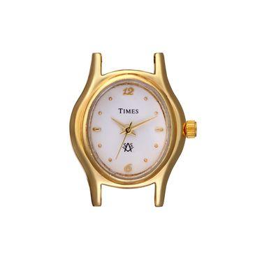 Oleva Analog Wrist Watch For Women_Opw79 - White