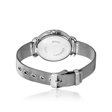 Oleva Analog Wrist Watch For Women_Osw2w - White