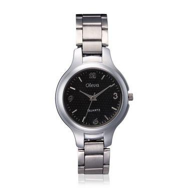 Oleva Analog Wrist Watch For Women_Osw16b - Black