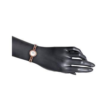 Oleva Analog Wrist Watch For Women_Osw17c - Copper