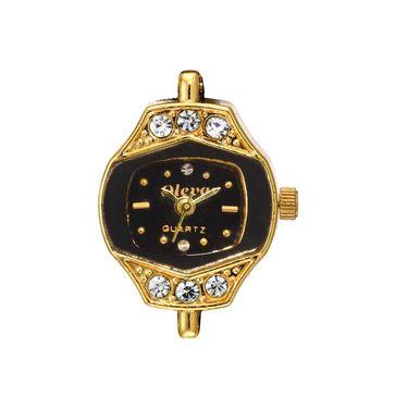 Oleva Analog Wrist Watch For Women_Osw24gb - Black