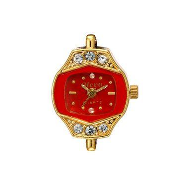 Oleva Analog Wrist Watch For Women_Osw24gr - Red