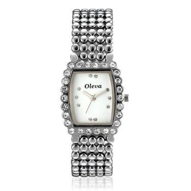 Combo of 2 Oleva Analog Wrist Watches For Women_Ovd1001