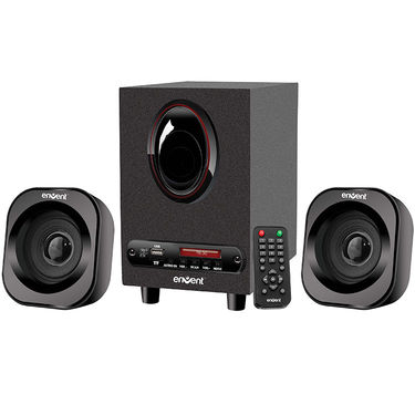 Envent DeeJay 302 2.1 Multimedia Speaker with 6W RMS ( Black )