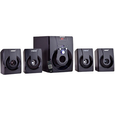 Envent 4.1 Bluetooth Multimedia Speaker DeeJay 501 (RMS 25W) - Black