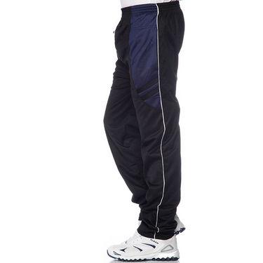 Delhi Seven Regular Fit Trackpant For Men_MU19  - Black & Blue
