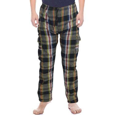 Delhi Seven Regular Fit Trackpant For Men_D7TP2A - Multicolor