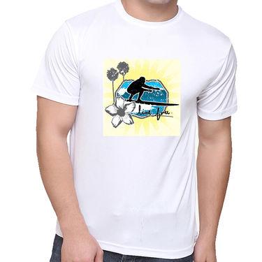 Oh Fish Graphic Printed Tshirt_Dgtlfrees