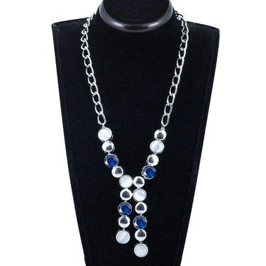 Spargz Alloy Metal Necklace_Mala075