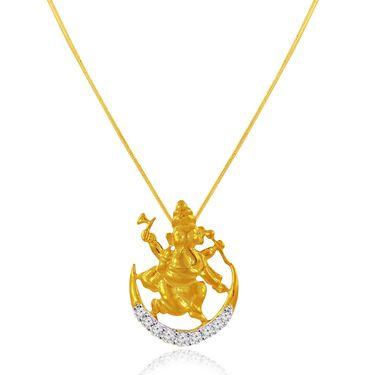 Spargz Brass Metal Pendant_Aip051