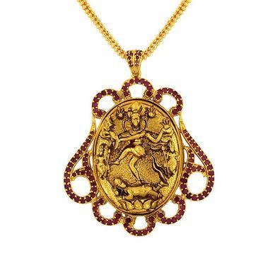 Spargz Brass Metal Pendant_Tla34