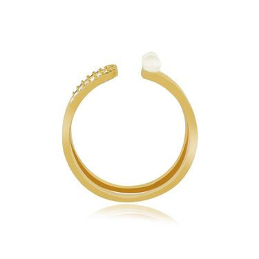 Spargz Alloy Metal Finger Ring_Aifr040