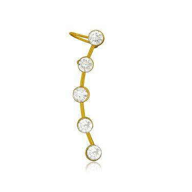Spargz Brass Metal Earring_Aier436