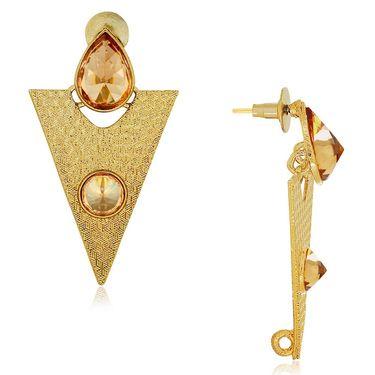 Spargz Alloy Metal Earring_Aier493