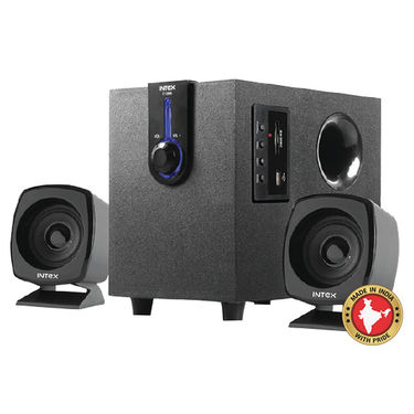 Intex IT-1666 2.1 Multimedia Speakers