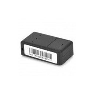 ZINGALALAA N11 Smart 6-Base Station GPS Vehicle Locator Tracker w/ Charger + Data Cable - Black (100~240V)