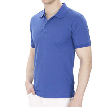 Pack of 3 Oh Fish Plain Polo Neck Tshirts_P3blkgryblu