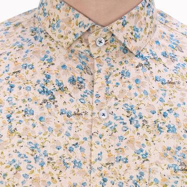 Printed Cotton Shirt_Gkfdsowbt - Multicolor